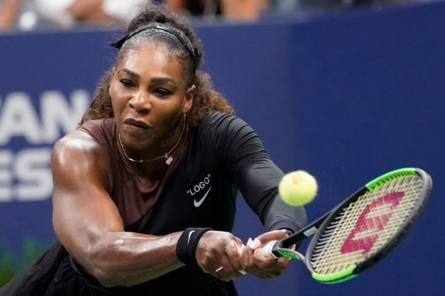 Serena Williams n'a pas joué depuis sa finale... (Photo Robert Deutsch, archives USA TODAY Sports)