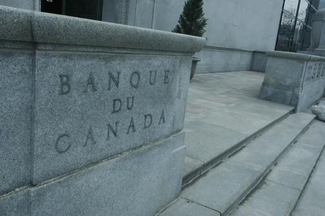 Banque du Canada... (Le Droit)
