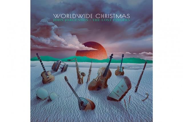 Worldwide Christmas... (image fournie par la production)
