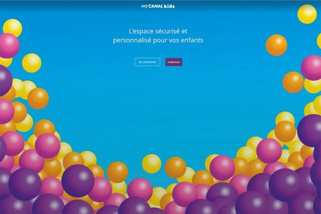 Canal+ a annoncé mercredi le lancement d'une nouvelle plateforme en ligne pour... (Capture d'écran)