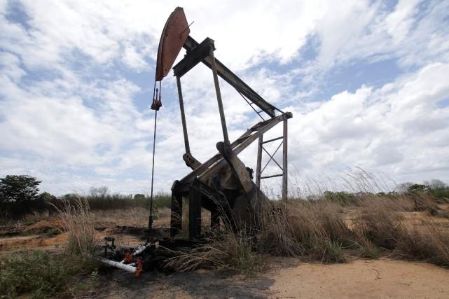 Les pays membres de l'OPEP sont réunis jeudi... (Photo archives Reuters)