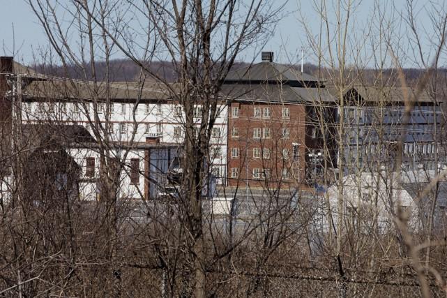 Une vue d'ensemble sur le Complexe Laval de... (Photo Alain Roberge, archives La Presse)