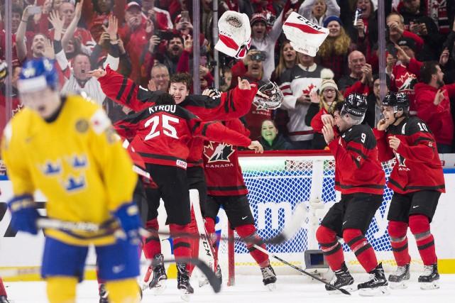 Les villes d'Edmonton et Red Deer organiseront conjointement le Championnat du... (Photo Nathan Denette, archives La Presse canadienne)