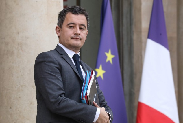 Le ministre de l'Action et des Comptes publics,... (Photo LUDOVIC MARIN, AFP)