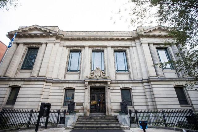 La bibliothèque Saint-Sulpice est classée immeuble patrimonial depuis... (Photo Olivier Pontbriand, La Presse)
