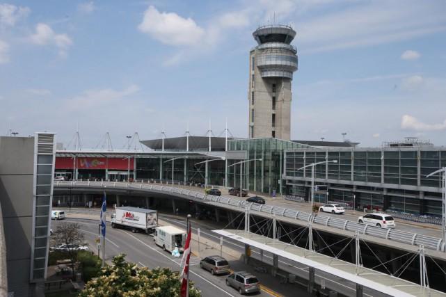 L'organisme qui gère l'aéroport international Pierre-Elliott-Trudeau demande à... (Photo Martin Chamberland, archives La Presse)