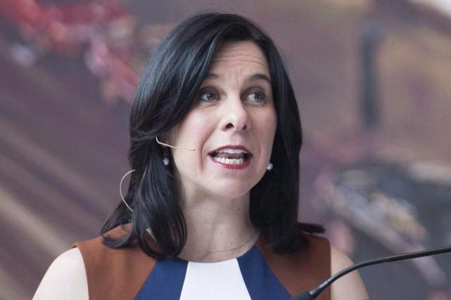 Valérie Plante... (Photo Graham Hughes, archives La Presse canadienne)