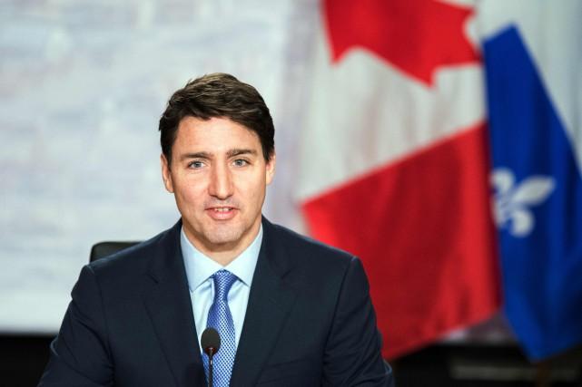 Justin Trudeau... (Photo MARTIN OUELLET-DIOTTE, Agence France-Presse)
