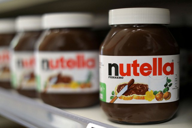 Nutella reste le leader incontesté des pâtes à... (Photo Eric Gaillard, REUTERS)