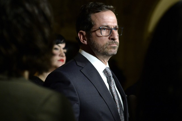 Yves-François Blanchet... (Photo Justin Tang, archives La Presse canadienne)
