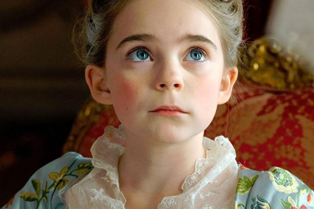 Juliane Lepoureau dans L'échange des princesses... (Photo fournie par Axia Films)