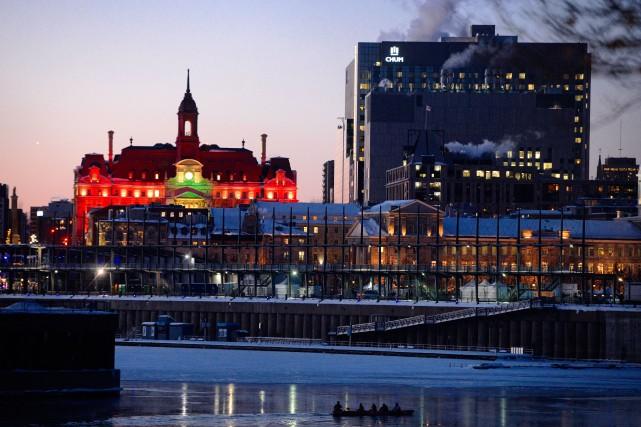 La Ville de Montréal veut pouvoir taxer les... (Photo BernardBrault, Archives La Presse)