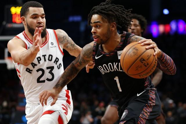 les Nets de Brooklyn ont mis fin à... (Photo Noah K. Murray, USA TODAY Sports)