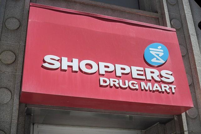 Shoppers Drug Mart, qui exploite la bannière Pharmaprix au Québec, a obtenu une... (Photo Eduardo Lima, archives La Presse canadienne)