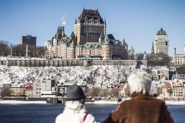 Environnement Canada explique que la province est en... (PHOTO OLIVIER PONTBRIAND, ARCHIVES La Presse)