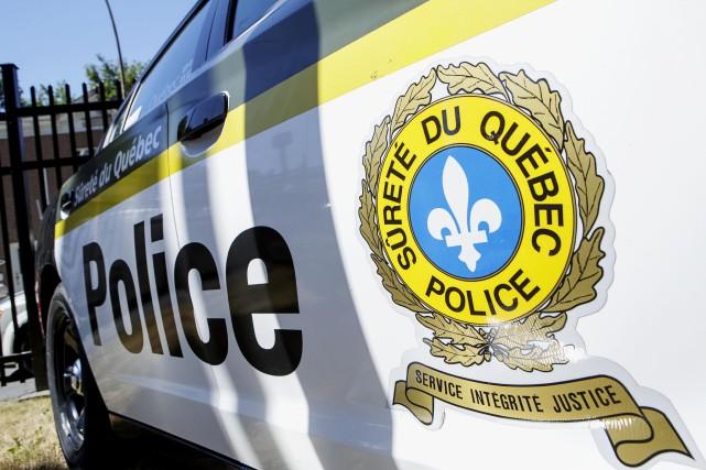 Selon la Sûreté du Québec (SQ), l'homme effectuait... (Photo Alain Roberge, La Presse)