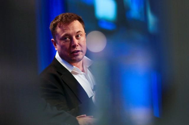 Elon Musk... (PHOTO REUTERS)