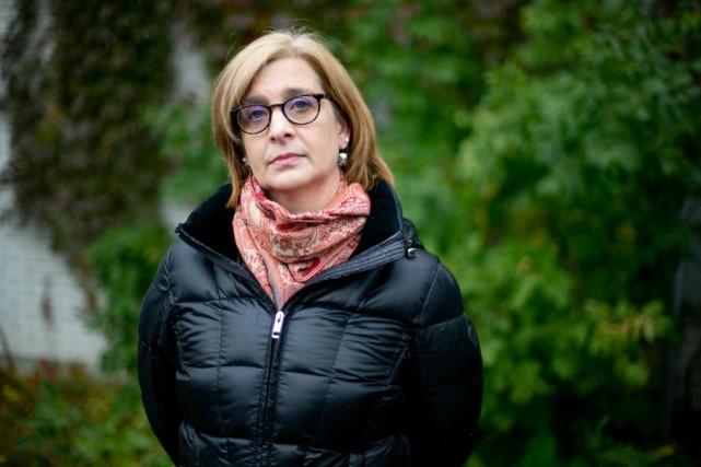 L'enseignante Kathya Dufault avait raconté à visage découvert... (Photo David Boily, archives La Presse)