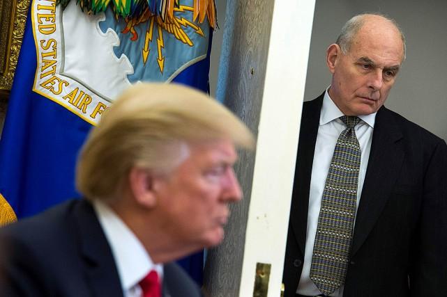 Donald Trump en quête d'un nouveau chef de cabinet