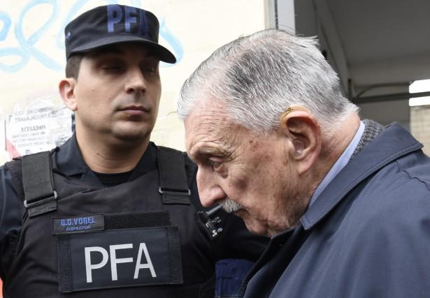 Hector Sibilla, le directeur de la sécurité chez... (Photo Gustavo Garello, AP)