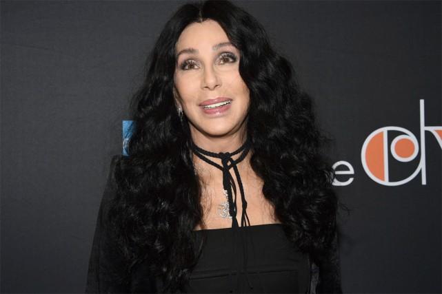 La chanteuse Cher... (Photo Evan Agostini, Archives Associated Press)