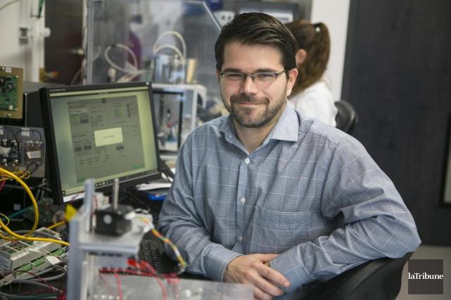 L'entreprise SPI Bio, fondée en 2014 par Étienne... (Photo La Tribune)