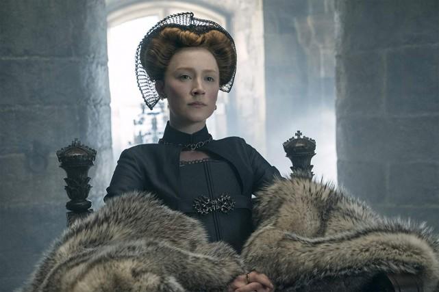 Saoirse Ronan dans Mary Queen of Scots... (Photo fournie par Focus Features)