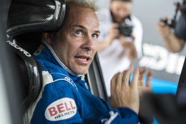 Jacques Villeneuve... (Photo Hugo-Sébastien AUBERT, archives La Presse)