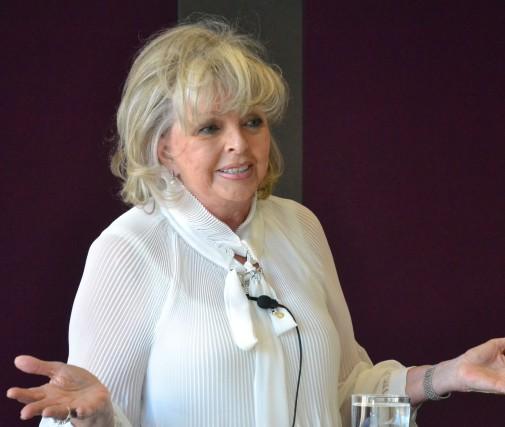 Lise Watier est l'une des intervenantes de renom...