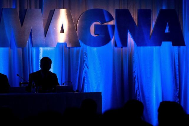 Magna International a annoncé mardi avoir conclu un accord pour acquérir la... (Photo Nathan Denette, archives La Presse canadienne)
