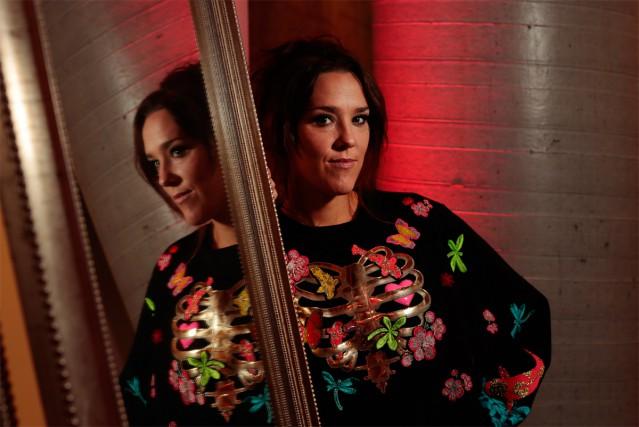 La chanteuse Zaz sera en spectacle à Montréal... (Photo Martin Chamberland, La Presse)