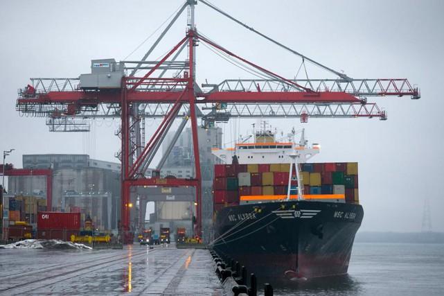Aidé par le traité de libre-échange avec l'Europe, et même peut-être un peu par... (PHOTO FRANÇOIS ROY, ARCHIVES  LA PRESSE)