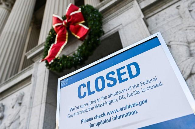 Les États-Unis se préparent à un long shutdown