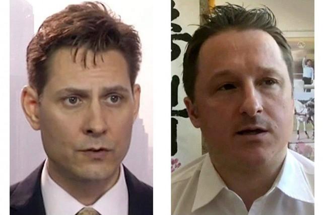 Canadiens détenus en Chine: l'Allemagne soutient Ottawa