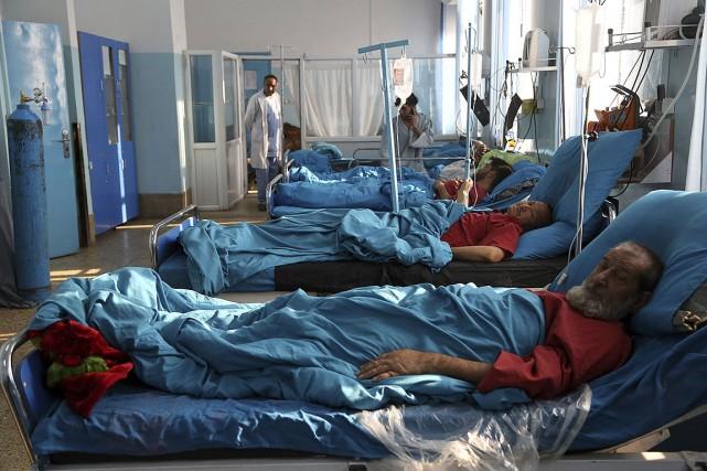 Au moins 43morts dans un attentat à Kaboul