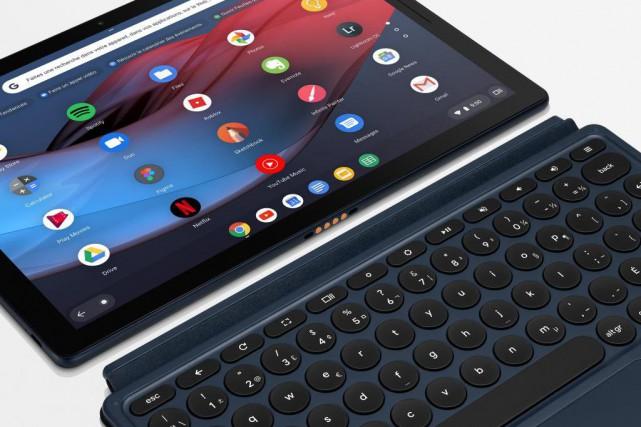 Google Pixel Slate La Tablette Qui Voulait Etre Aussi Grosse Qu Un