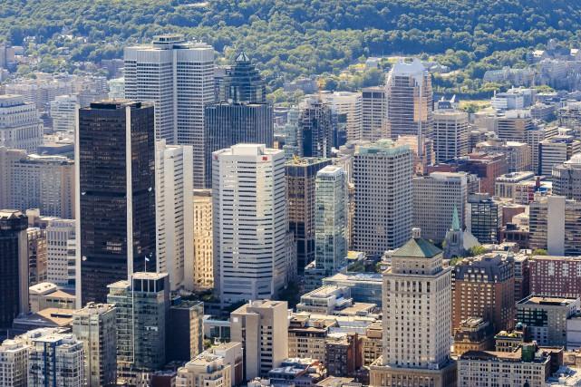 L'image de Montréal est très bonne à l'international,... (Photo EDOUARD PLANTE-FRECHETTE, La Presse)