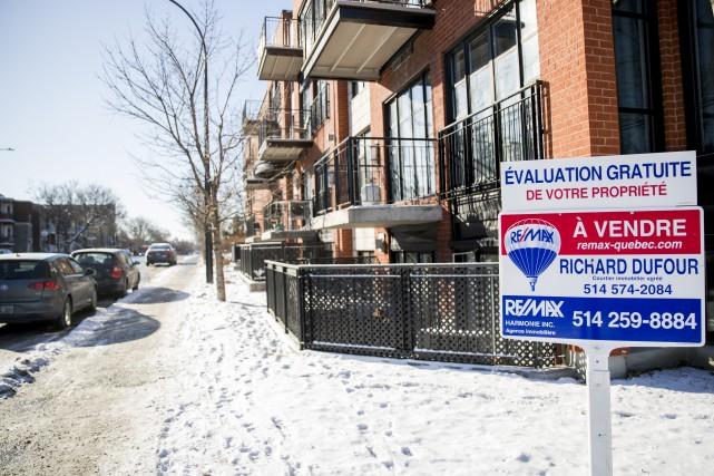 Immobilier en décembre: bon rendement à Montréal