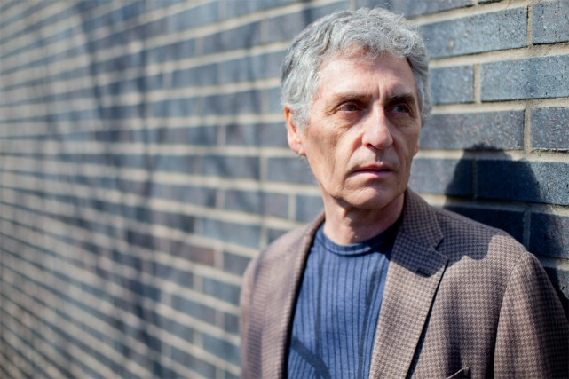 Larry Tremblay... (Photo Olivier Jean, archives La Presse)