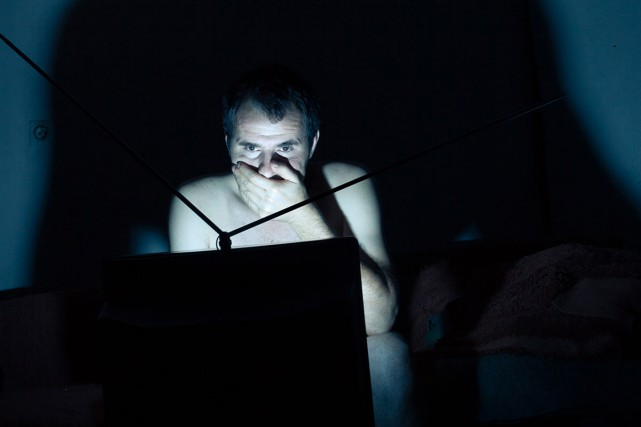 Les «scènes de lit» et «moments intimes entre couples» pourraient disparaître... (Photo Getty Images)