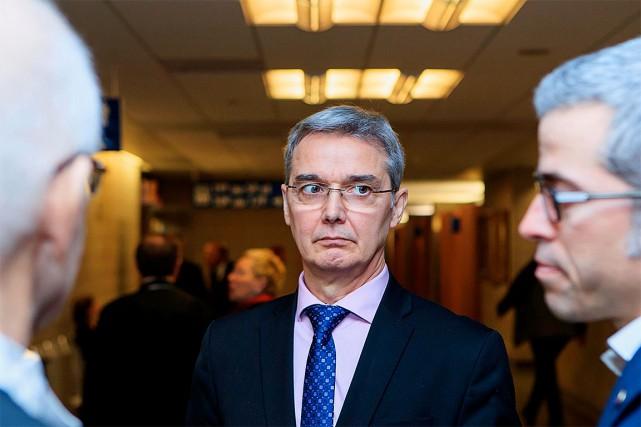 Le Dr Alain Naud... (Photo Alain Roberge, La Presse)