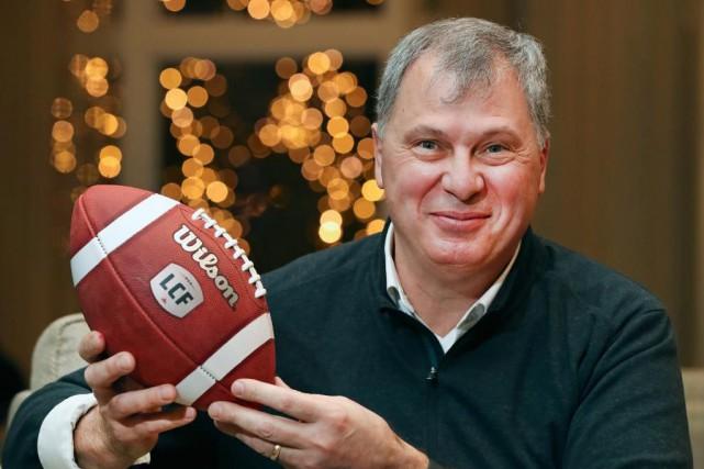 Le commissaire de la Ligue canadienne de football... (Photo Robert Skinner, La Presse)
