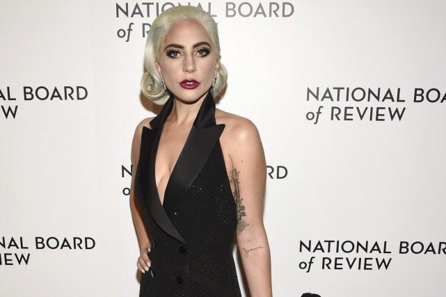 Lady Gaga a regretté publiquement avoir collaboré avec... (Photo Evan Agostini, AP)