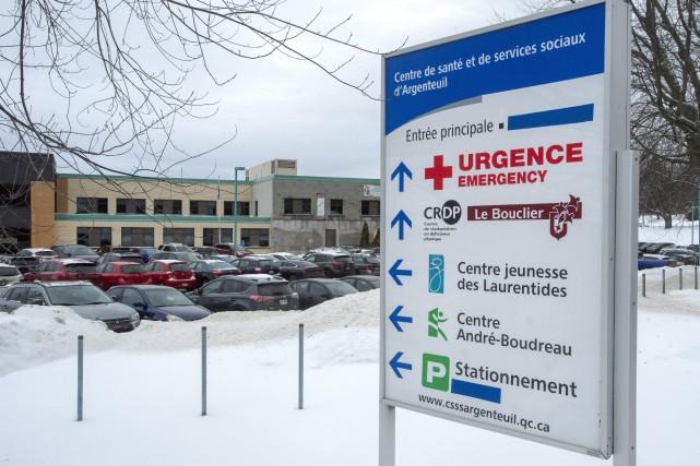 À la grande consternation de politiciens locaux, l'hôpital... (Photo Ryan Remiorz, La Presse canadienne)
