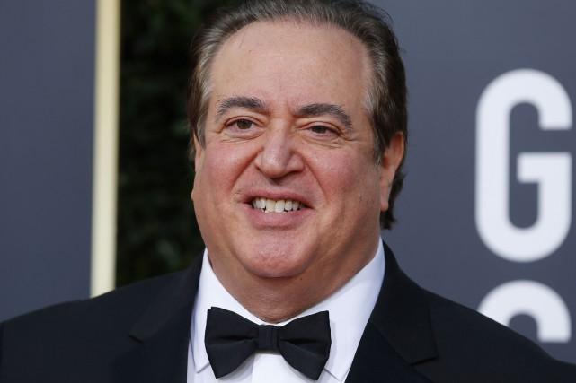 Le scénariste Nick Vallelonga aux Golden Globes le... (Photo MIKE BLAKE, archives REUTERS)