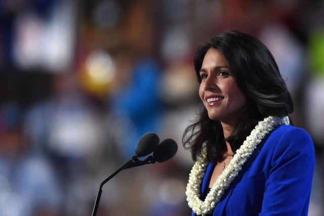 Ex-militaire, une jeune démocrate hawaïenne se lance dans la présidentielle américaine Nouvel Ordre Mondial, Nouvel Ordre Mondial Actualit�, Nouvel Ordre Mondial illuminati