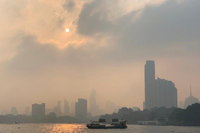 «Le déclenchement artificiel de pluie pourra avoir lieu... (Photo MATTHEW TOSTEVIN, REUTERS)