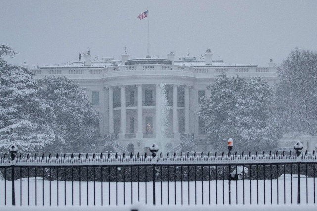 Un porte-parole de la Maison-Blanche quitte ses fonctions