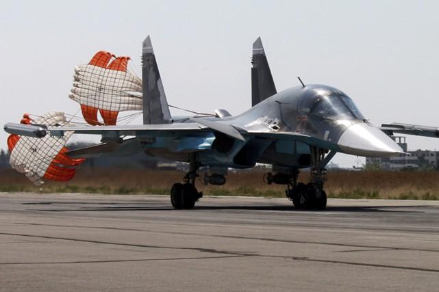 Selon les autorités russes, les deux appareils ne... (Photo archives Associated Press)