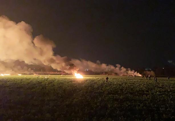 Au moins 20 personnes ont été tuées et 71 blessées par brûlures dans l'incendie... (Photo AFP)